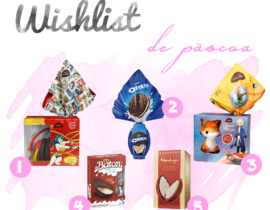 Wishlist de Ovos de Páscoa 2015