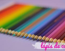DIY Decoração – Lápis de Cor