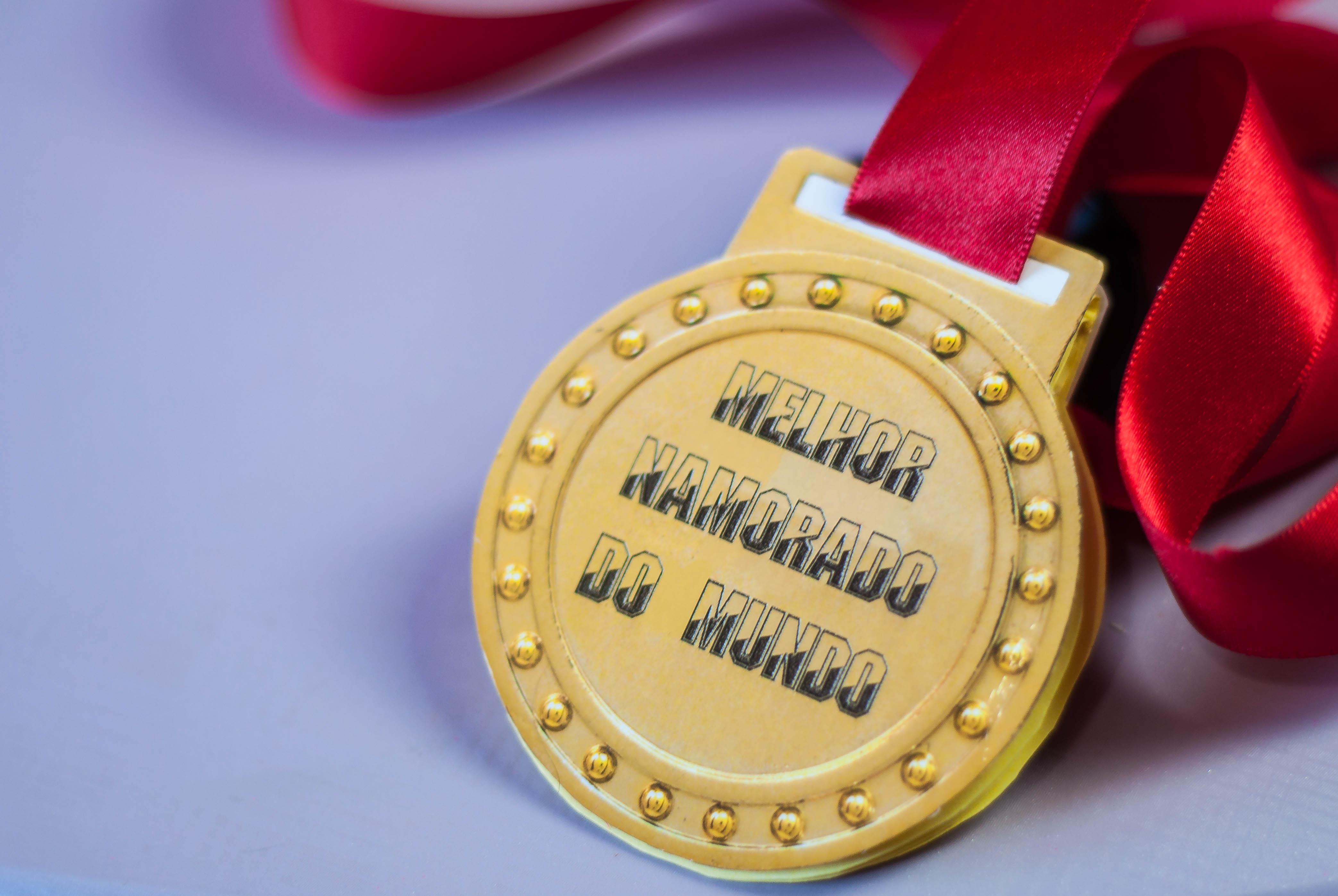 DIY – Cartão em formato de medalha