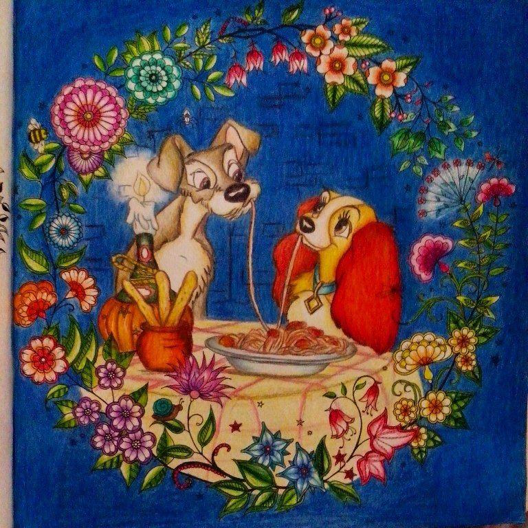 Colorindo o Jardim Secreto – Transferindo desenhos para o livro