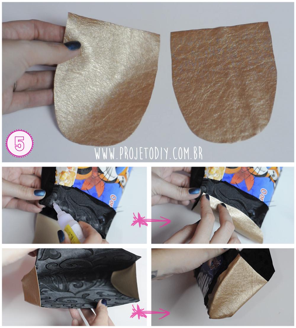 Bolsa De Festa Feita Com Caixa De Leite : Diy como fazer bolsa de festa com caixa cereal ou