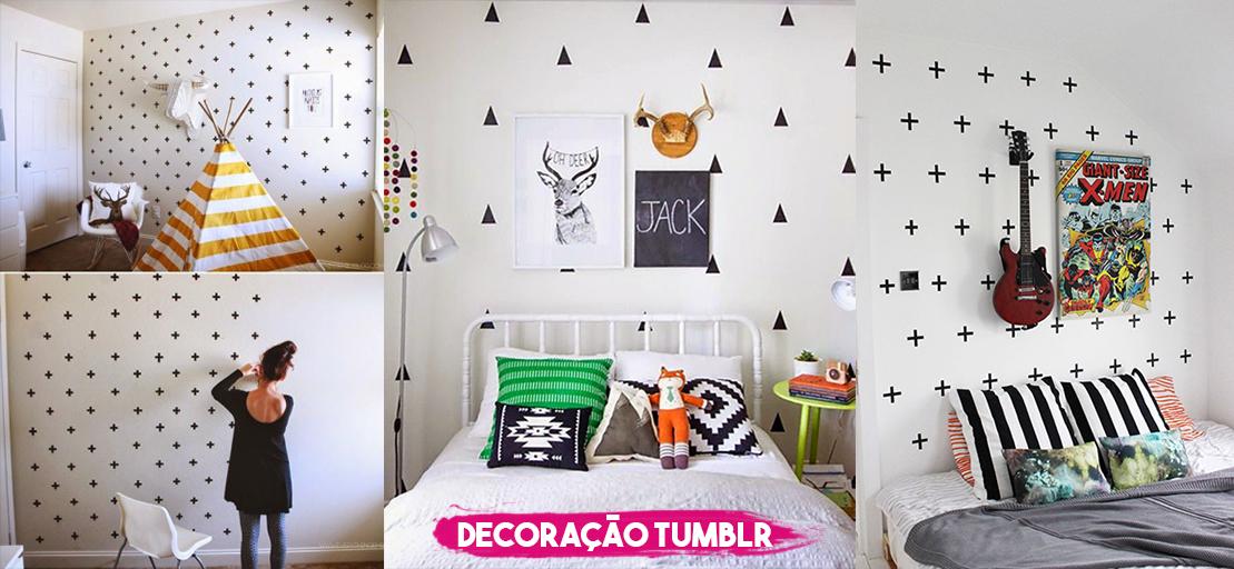 decoração de quarto tumblr 1