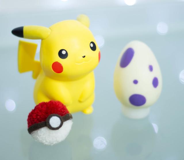 Como fazer Ovo de Páscoa do Pokémon e Mario