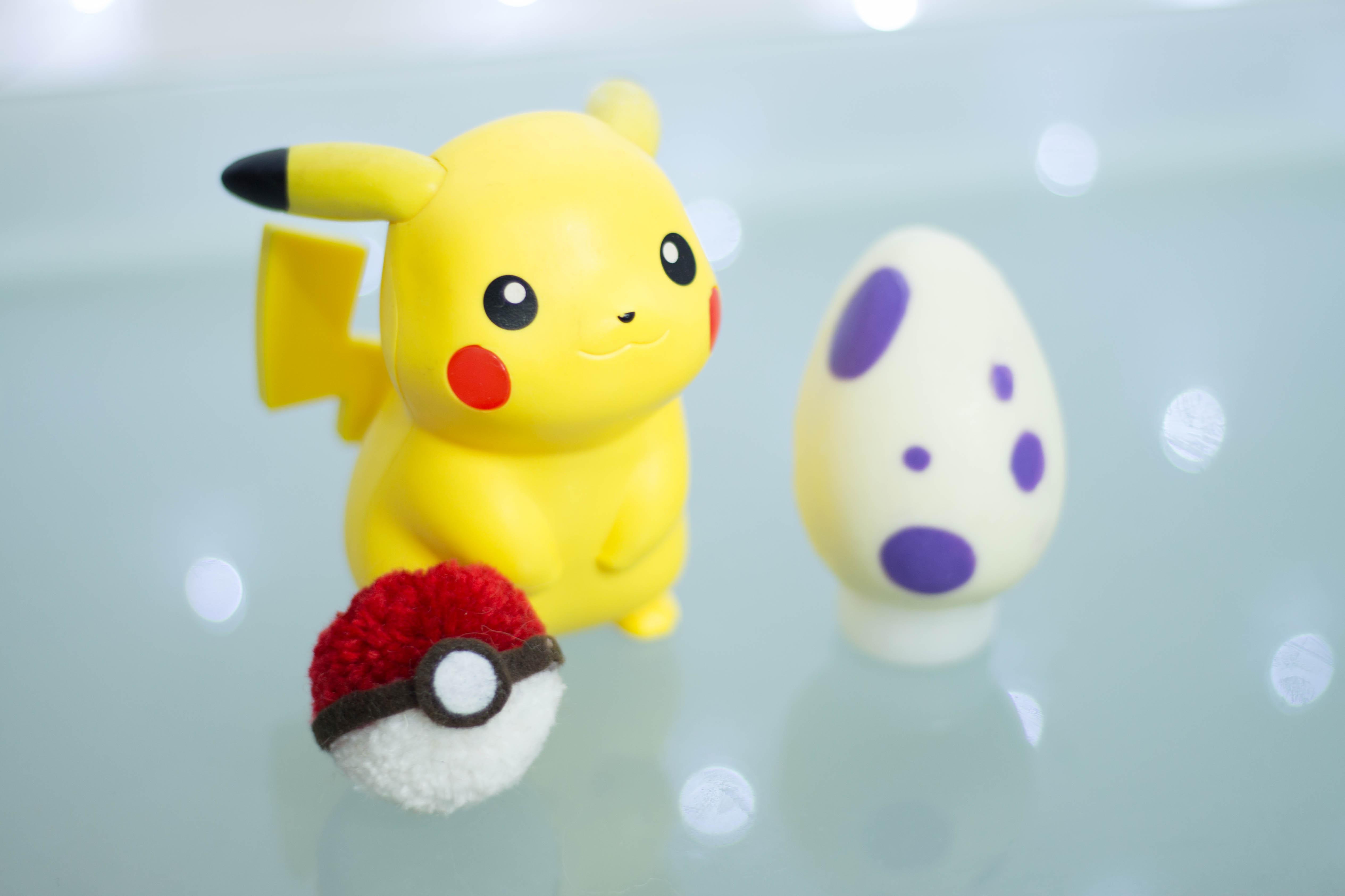 ovo de páscoa pokemon